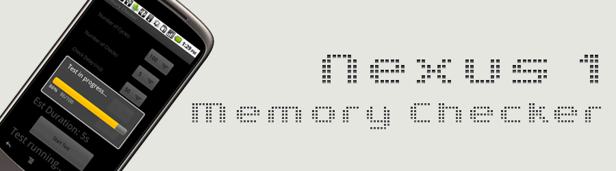 Memory Checker